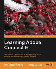 Learning Adobe Connect 9-cover