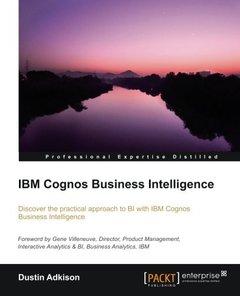 IBM Cognos Business Intelligence-cover
