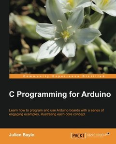 C Programming for Arduino (Paperback)-cover