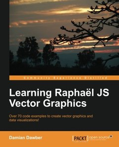 Learning Raphaël JS Vector Graphics-cover