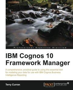 IBM Cognos 10 Framework Manager-cover