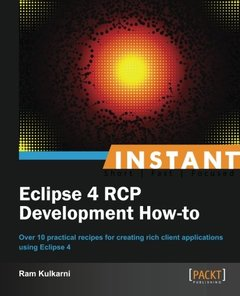 Instant Eclipse 4 RCP Development How-to-cover
