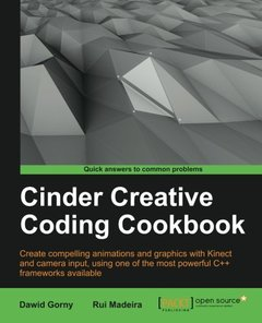 Cinder Creative Coding Cookbook-cover