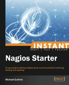 Instant Nagios Starter-cover