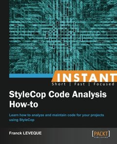 Instant Stylecop Code Analysis How-to-cover