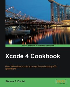 Xcode 4 Cookbook-cover