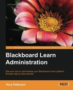Blackboard Learn Administration-cover