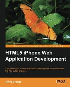 HTML5 iPhone Web Application Development-cover