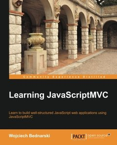 Learning JavaScriptMVC-cover