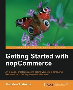 Getting Started with nopCommerce-cover