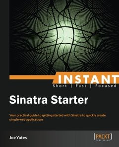 Instant Sinatra Starter-cover