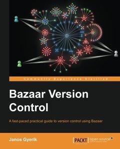 Bazaar Version Control-cover