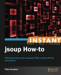 Instant jsoup How-to-cover