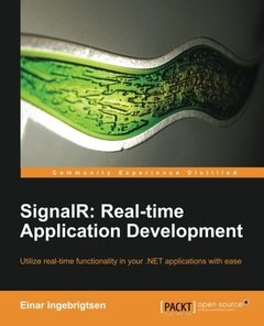 SignalR: Real-time Application Development-cover