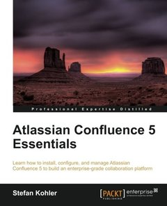 Atlassian Confluence 5 Essentials-cover