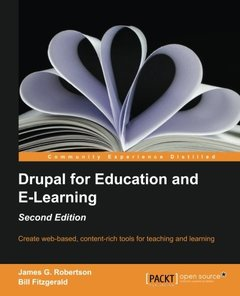 Drupal for Education and E-Learning,  2/e(Paperback)-cover