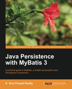 Java Persistence with MyBatis 3-cover