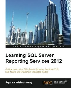 Learning SQL Server Reporting Services 2012-cover