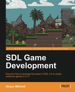 SDL Game Development(Paperback)-cover