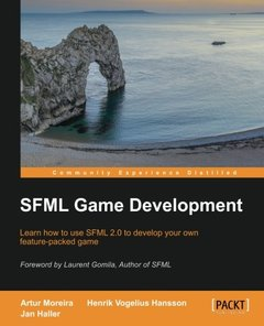 SFML Game Development-cover