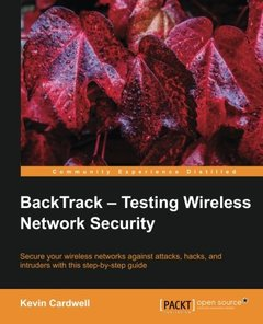 BackTrack  - Testing Wireless Network Security-cover