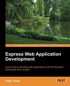 Express Web Application Development-cover