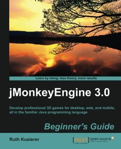 jMonkeyEngine 3.0 Beginner's Guide-cover