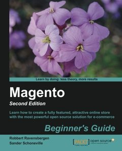 Magento: Beginner's Guide,  2/e(Paperback)-cover