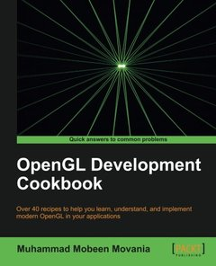 OpenGL Development Cookbook (Paperback)-cover