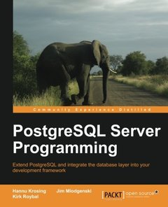 PostgreSQL Server Programming (Paperback)