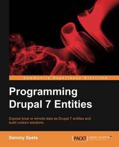 Programming Drupal 7 Entities-cover
