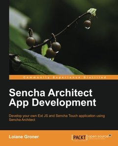 Sencha Architect App Development-cover