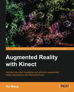 Augmented Reality with Kinect (Paperback)-cover