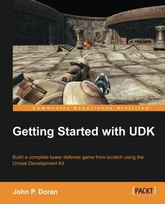 Getting Started with UDK-cover