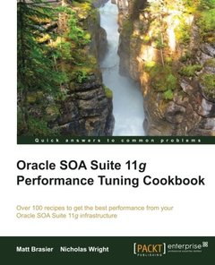 Oracle SOA Suite 11g Performance Tuning Cookbook-cover