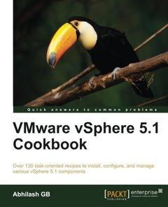VMware vSphere 5.1 Cookbook-cover