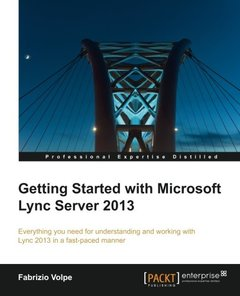 Getting Started with Microsoft Lync Server 2013-cover