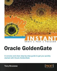 Instant Oracle GoldenGate-cover