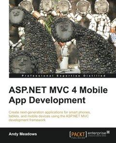 ASP.NET MVC 4 Mobile App Development-cover