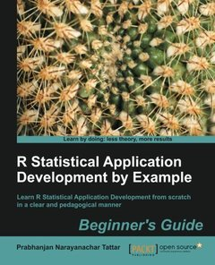 R Statistical Application Development by Example Beginner's Guide-cover