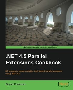 .NET 4.5 Parallel Extensions Cookbook-cover