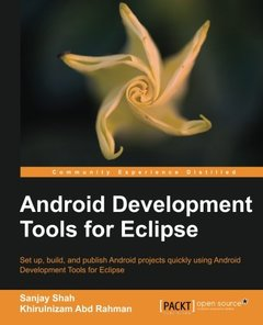 Android Development Tools for Eclipse-cover