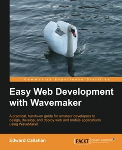 Easy Web Development with WaveMaker-cover