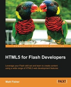 HTML5 for Flash Developers-cover