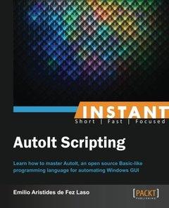 Instant AutoIt Scripting-cover