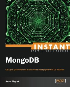 Instant MongoDB-cover