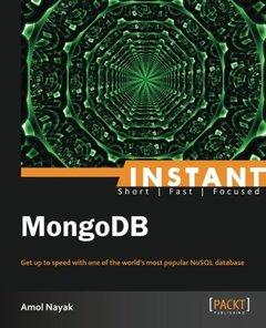 Instant MongoDB-cover