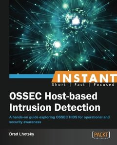 Instant OSSEC Host-based Intrusion Detection System-cover