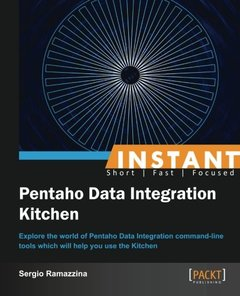Instant Pentaho Data Integration Kitchen-cover