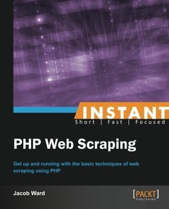 Instant PHP Web Scraping-cover
